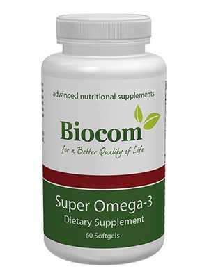 super omega3 biocom