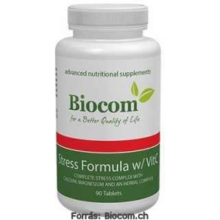 STRESS FORMULA - biocom
