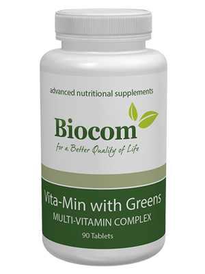 Vita-Min with Greens biocom