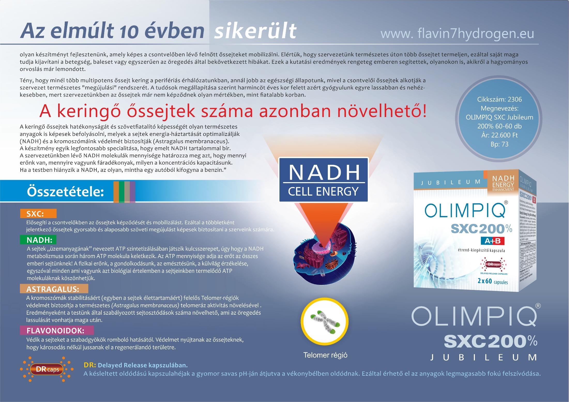 Olimpiq SXC Jubileum 200% webáruház