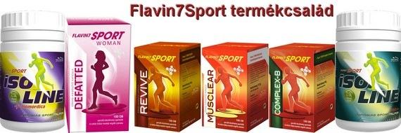 flavin7 sport termékek