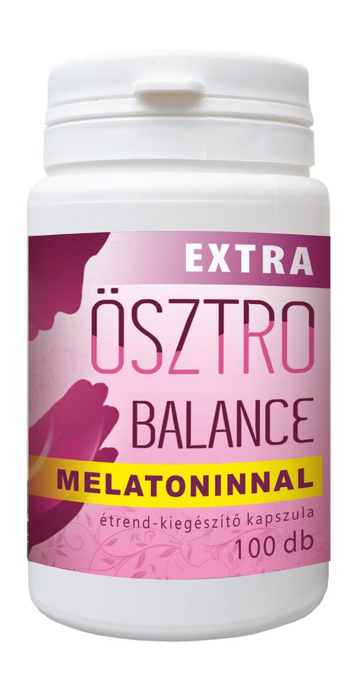 Ösztro Balance Extra melatoninnal kapszula