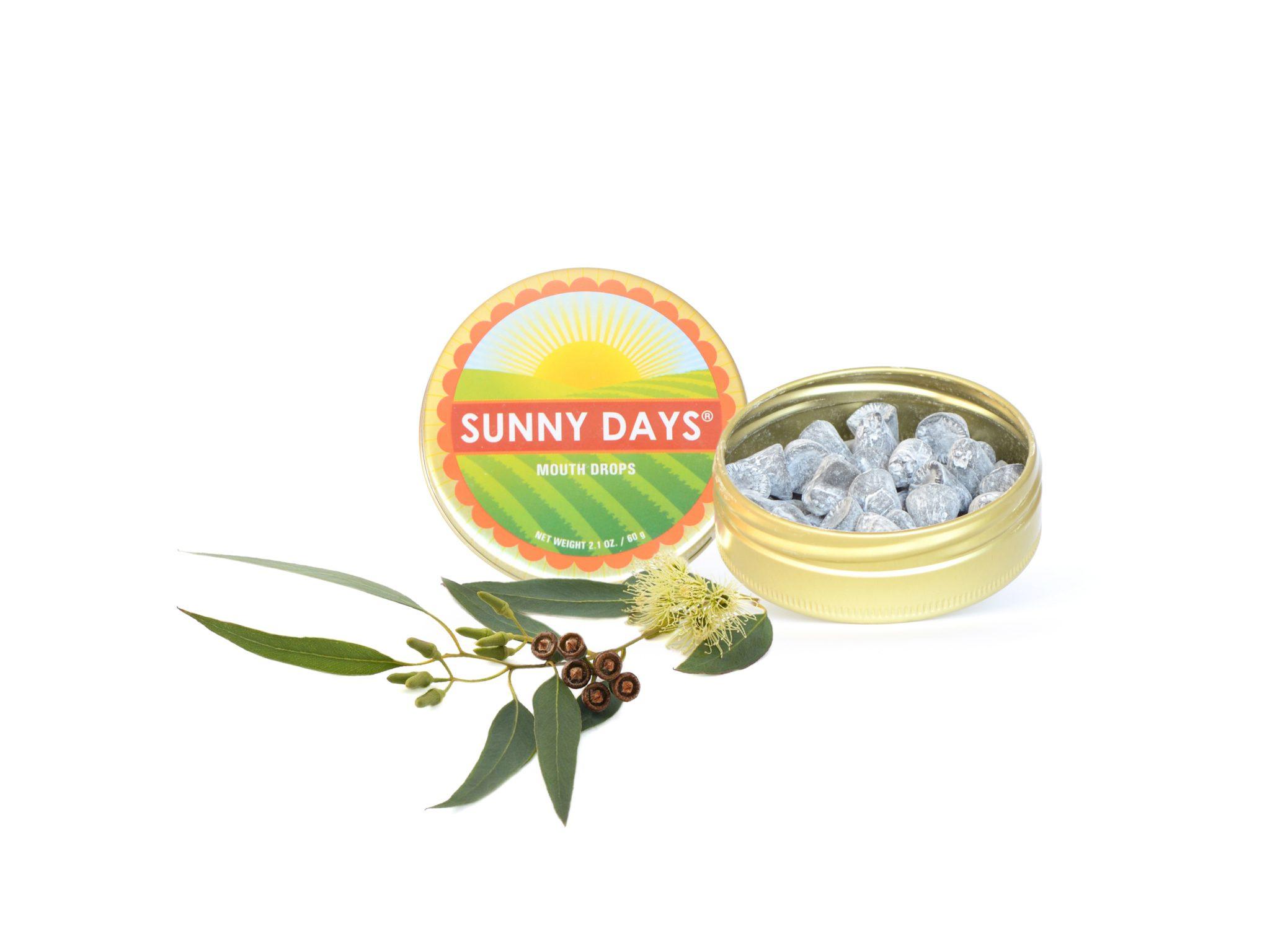 Sunrider Sunny Days – Leheletfrissítő cukorka