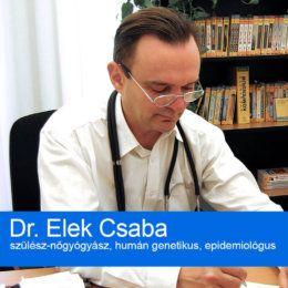 Az ezüstkolloid alkalmazási lehetőségei Dr. Elek Csaba Szülész-Nőgyógyász szemével