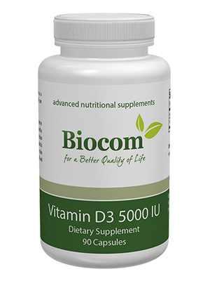 d3 5000 iu biocom