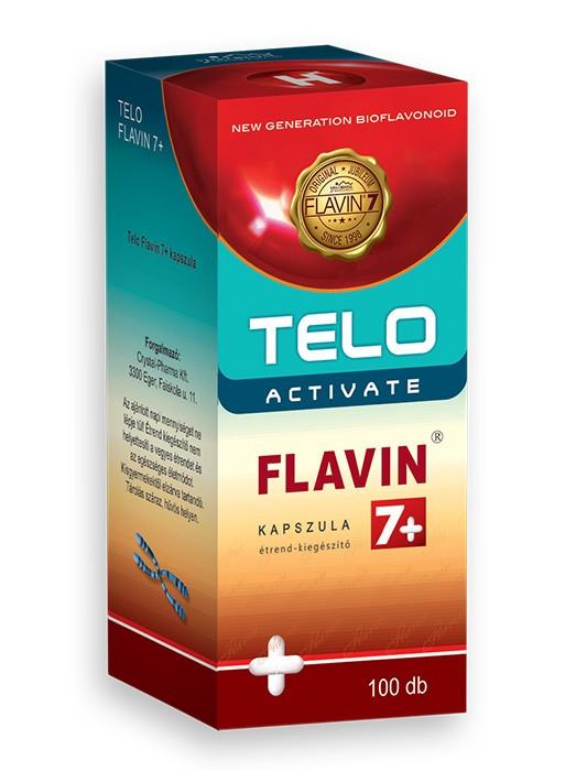 Telo Flavin7 100 kapszula
