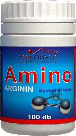Amino Arginin kapszula