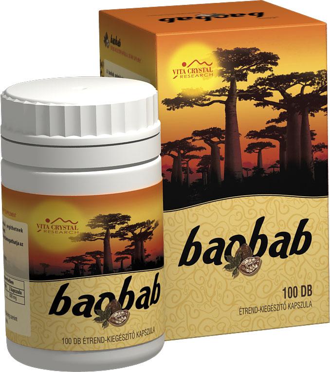 Baobab flavin7 kapszula