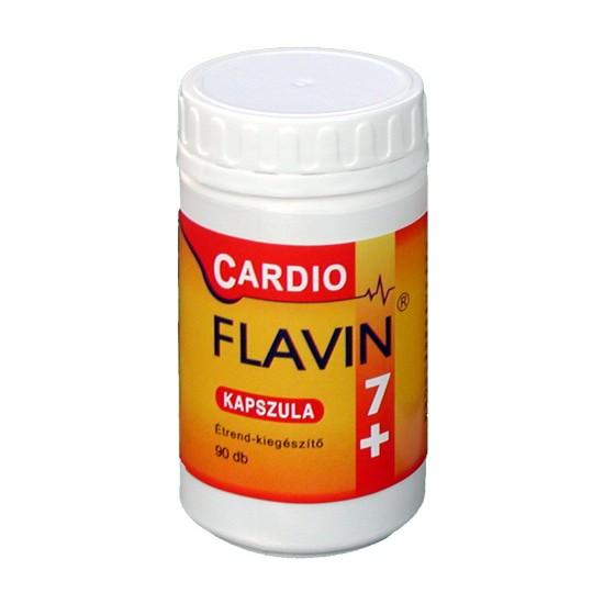 Cardio Flavin7+ kapszula