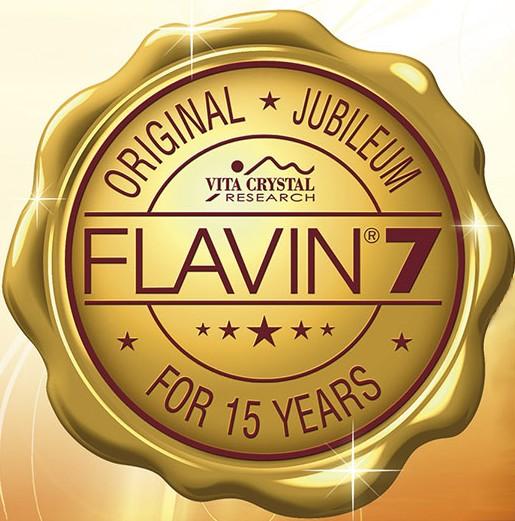 Flavin7 Jubileum ital hidrogénnel dúsítva!
