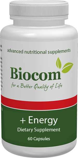 Biocom plusz energy webshop