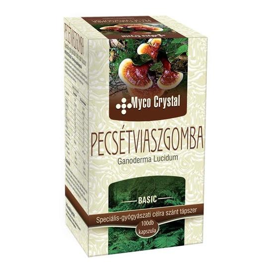 Myco Crystal Pecsétviaszgomba kapszula 100db