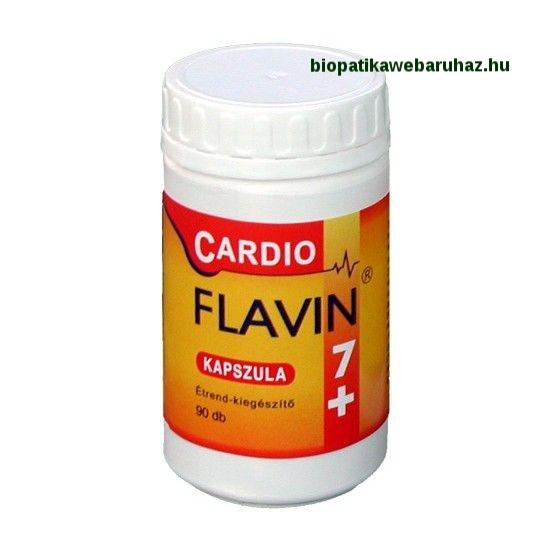 CARDIO FLAVIN7+ kapszula 90db
