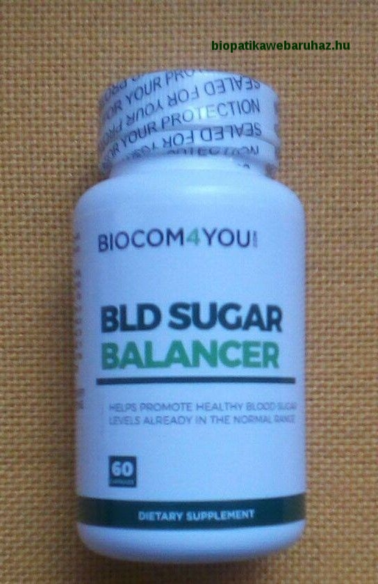 BLD SUGAR BALANCER - Biocom