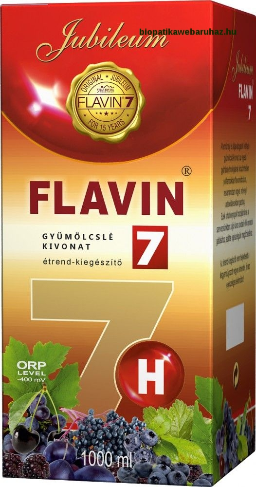 FLAVIN7 JUBILEUM ITAL Specialized (1000ml)