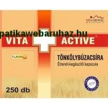Vita+Active TÖNKÖLYBÚZA CSÍRA 250db KERINGÉSFOKOZÓ