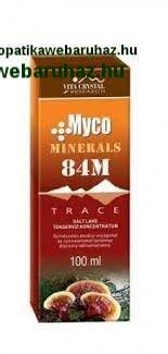 Myco Minerals drops Pecsétviaszgomba - 84M (100ml) - Pecsétviaszgomba és ásványi anyag komplex!