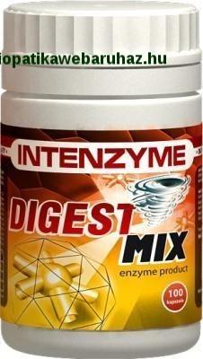 DigestMix Intenzyme kapszula 100db EMÉSZTŐENZIMEK