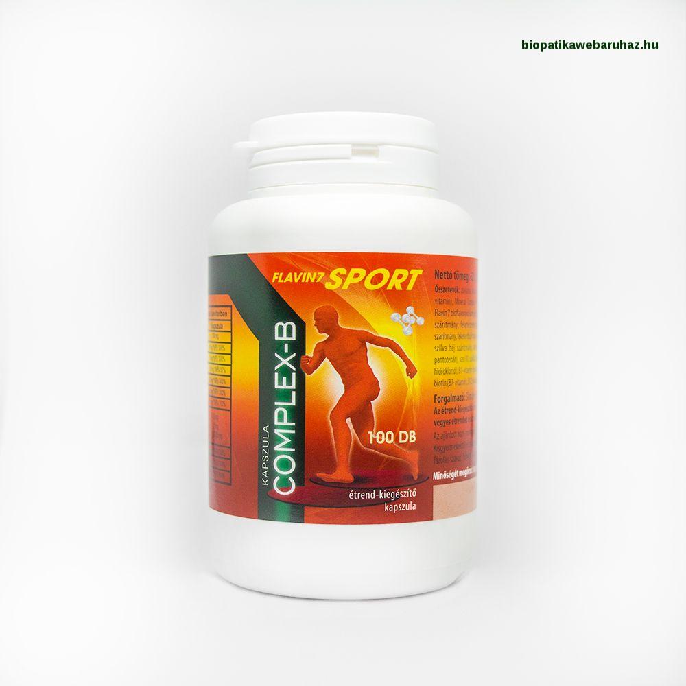 Flavin7 Sport Complex-B (100db) - B vitamin komplex