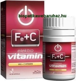 Vas + C-vitamin 60db