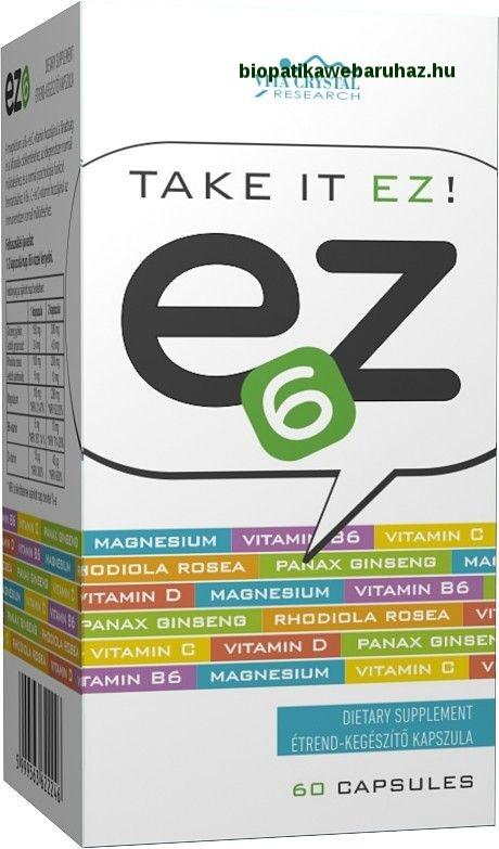EZ6 Stressz és feszültség ellen