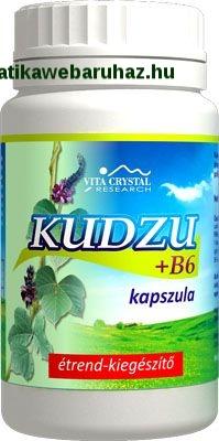 Vita Crystal Kudzu + B6-viamin kapszula