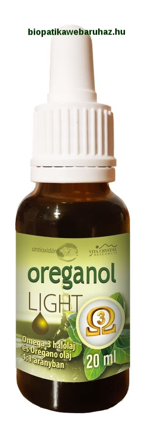 Oreganol Light - Oregano olaj -flavin7