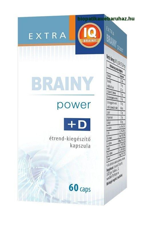 Extra Brainy - agyi idegsejtek regenerálására