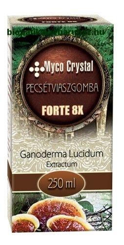 Myco Crystal Pecsétviaszgomba Forte szirup 250 ml