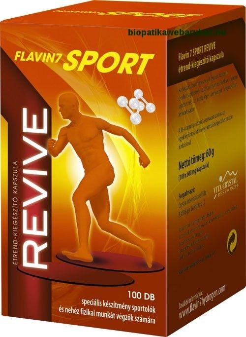 Flavin7 Sport MusClear - szálkásító