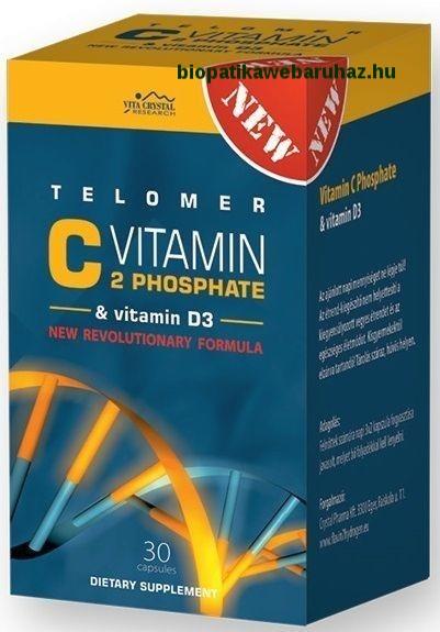 C-Vitamin 2 Phosphate kapszula (30db)
