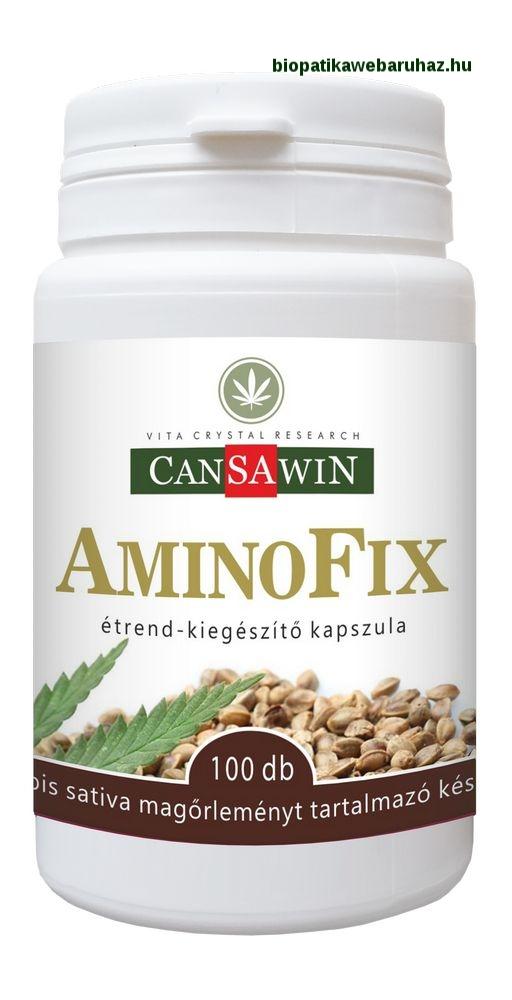 Cansawin Aminofix kapszula 100db