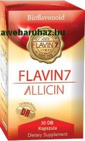 Flavin7 Allicin DR kapszula