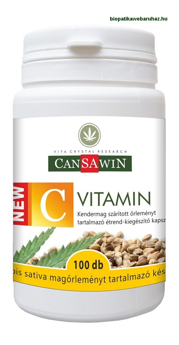 Cansawin New C-vitamin - cannabissal