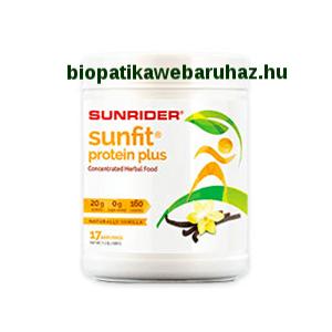 Sunrider SunFit Protein Plus – Növényi fehérjekészítmény