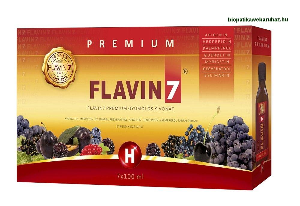 Flavin7 Prémium ital 7x100ml