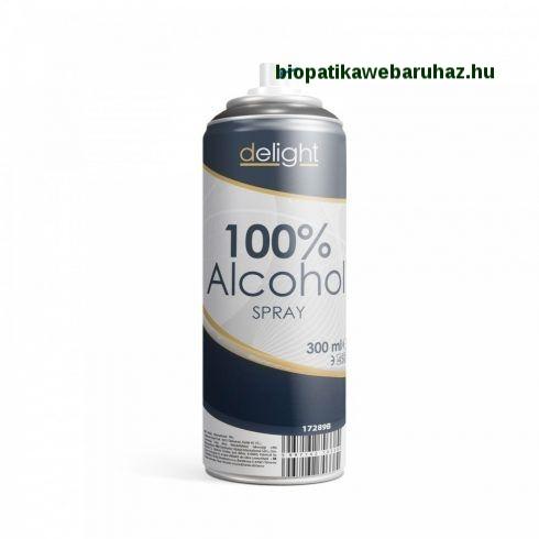 100% alkohol, fertőtlenítő, tisztító spray