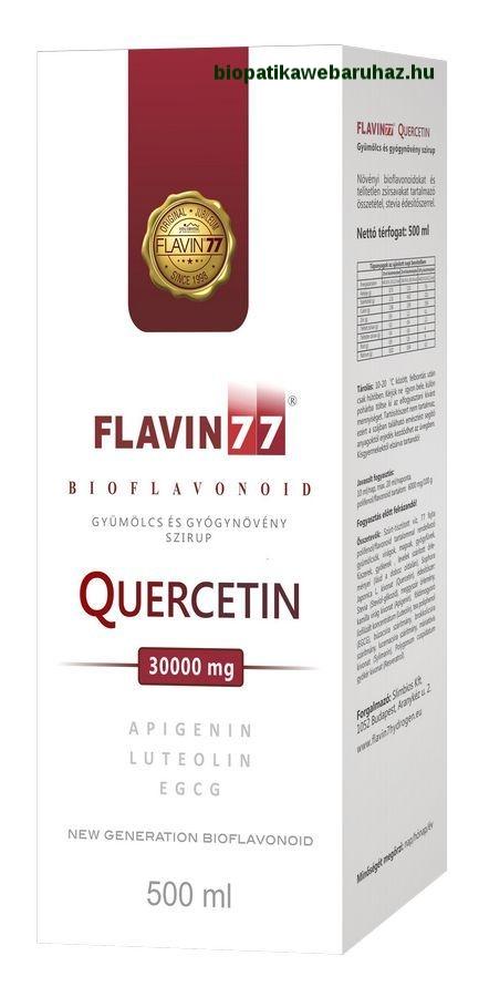 Flavin77 Quercetin ital, 500 ml